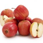 Et eple om dagen lurer magen!